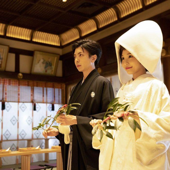 東京大神宮/東京大神宮マツヤサロンの公式写真1枚目