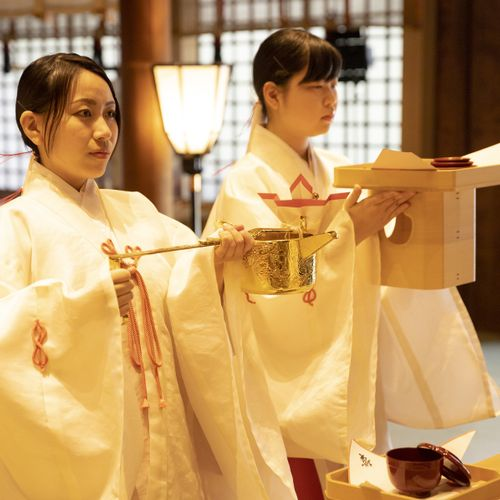 東京大神宮/東京大神宮マツヤサロンの公式写真4枚目
