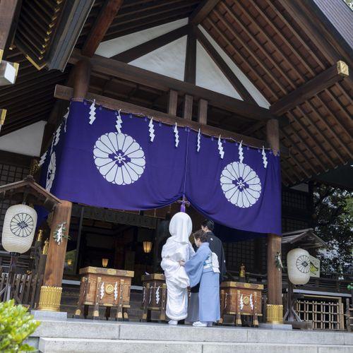 東京大神宮/東京大神宮マツヤサロンの公式写真3枚目