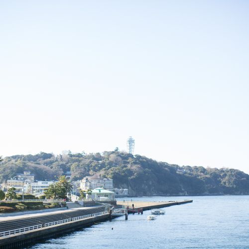 江島神社の公式写真2枚目