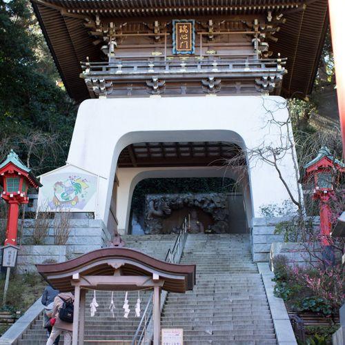 江島神社の公式写真4枚目