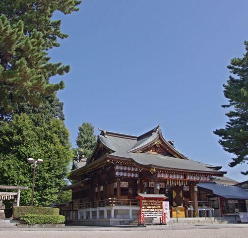 中野 沼袋氷川神社の公式写真2枚目