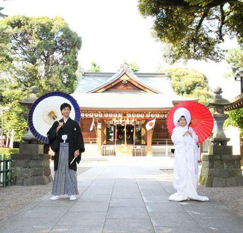 中野 沼袋氷川神社の公式写真5枚目
