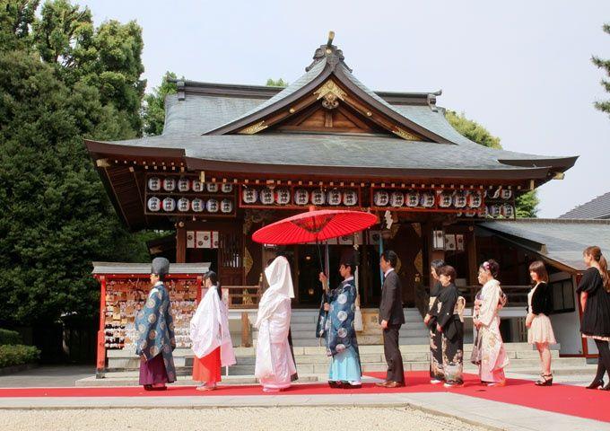 中野 沼袋氷川神社の公式写真1枚目