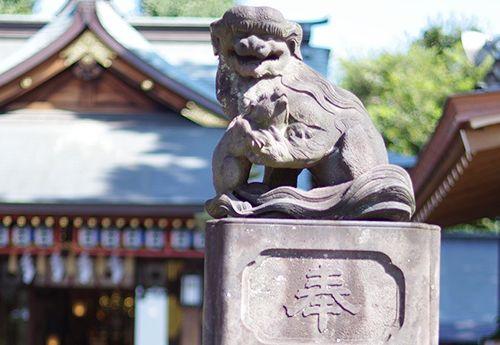 中野 沼袋氷川神社の公式写真4枚目