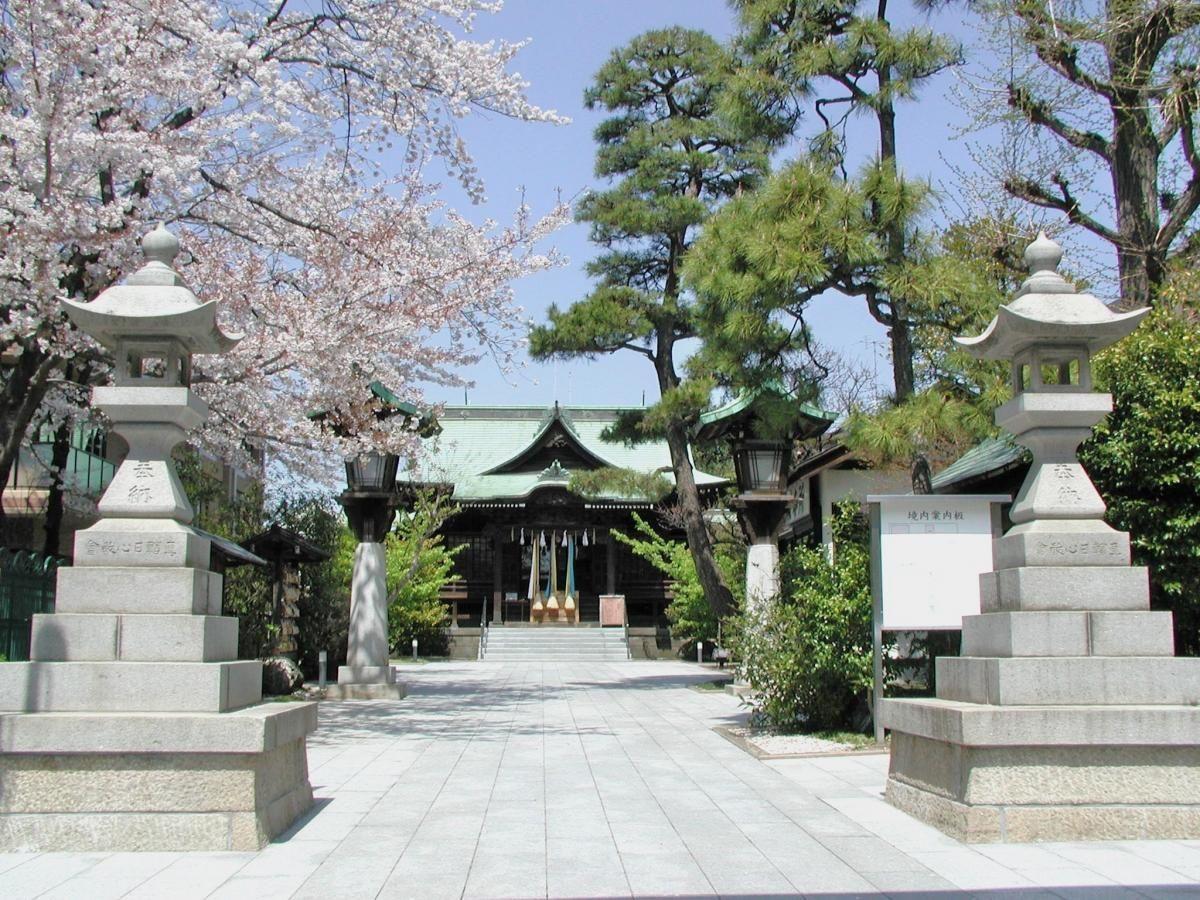 桜神宮の公式写真1枚目