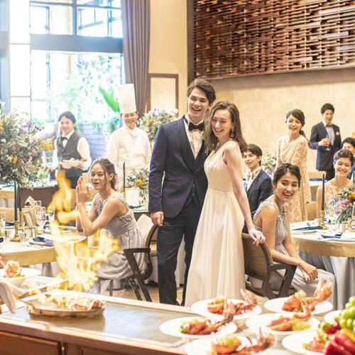 アルカンシエル luxe mariage 名古屋の公式写真3枚目