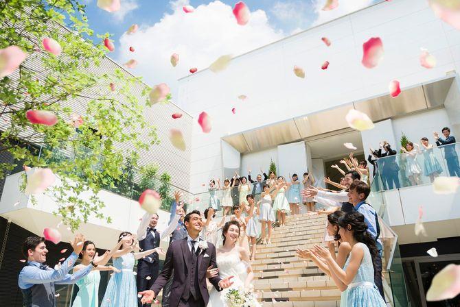 アルカンシエル luxe mariage 名古屋のカバー写真