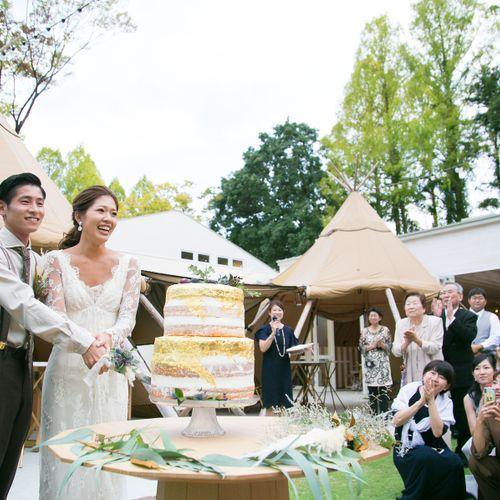geihinkan WEDDING CAMPの公式写真2枚目