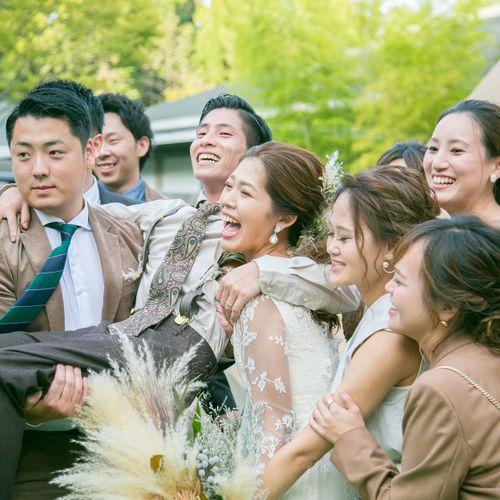 geihinkan WEDDING CAMPの公式写真3枚目