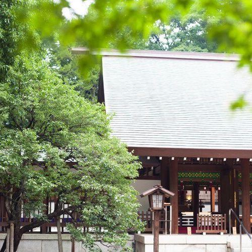 乃木神社の公式写真2枚目