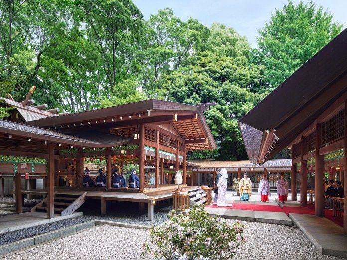 乃木神社の公式写真1枚目