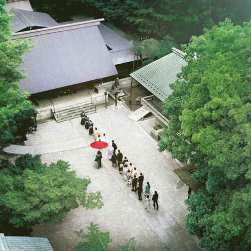 乃木神社の公式写真4枚目