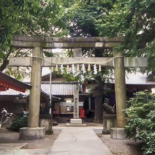 日本橋日枝神社の公式写真3枚目