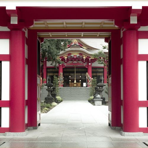 成子天神社の公式写真3枚目