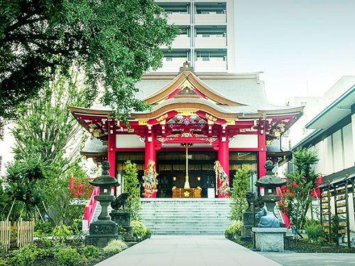 成子天神社の公式写真1枚目