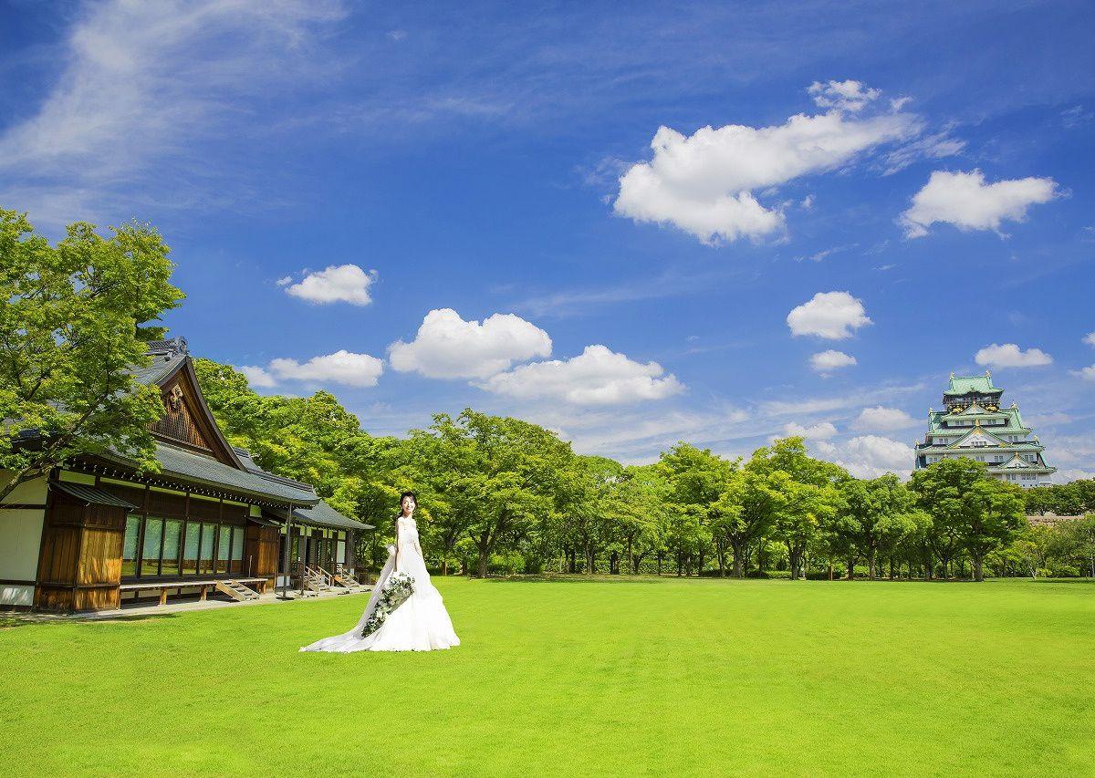 大阪城西の丸庭園 大阪迎賓館の公式写真1枚目