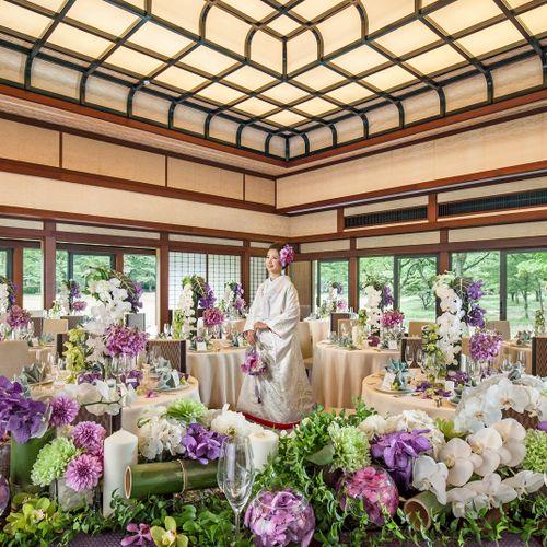 大阪城西の丸庭園 大阪迎賓館の公式写真2枚目