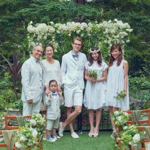 HEWITT WEDDING (ヒューイット ウエディング)の公式写真3枚目