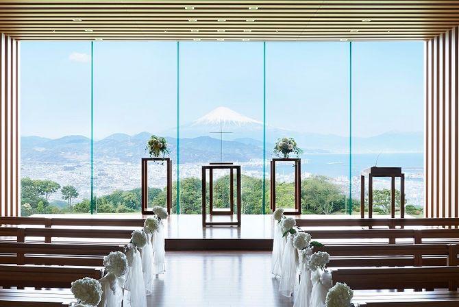 日本平ホテルのカバー写真