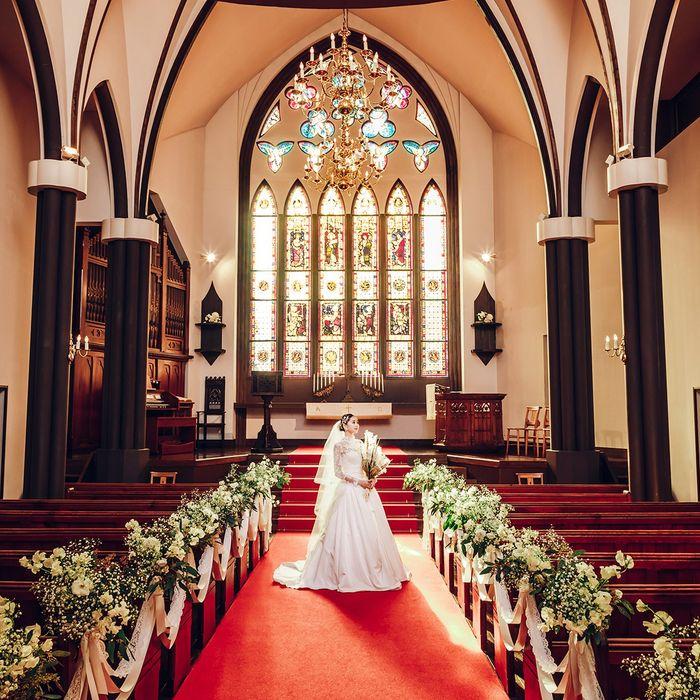 セント・マーガレット ウエディング(ST. MARGARET WEDDING)の公式写真1枚目