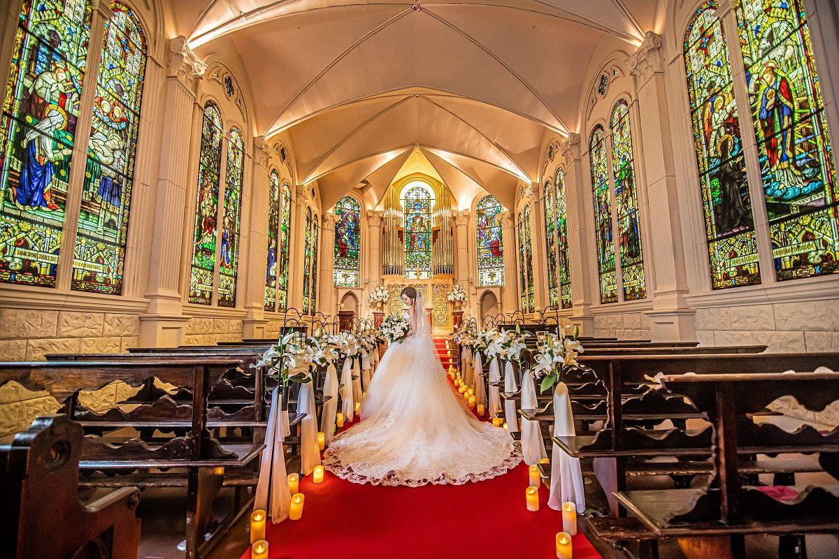 モンサンミッシェル大聖堂 ~ザ・ガーデンコート なんばパークス~の公式写真1枚目