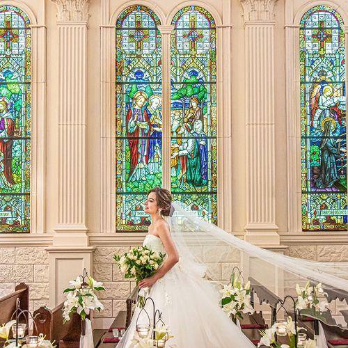 モンサンミッシェル大聖堂 ~ザ・ガーデンコート なんばパークス~の公式写真2枚目