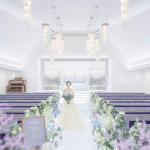 アルカンシエル横浜 luxe mariageの公式写真2枚目