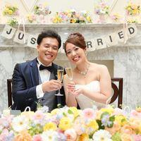 hisae_weddingさんのアルモニーアンブラッセ イットハウスカバー写真 2枚目