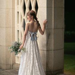 お色直しドレスの写真 2枚目