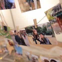 披露宴会場の入り口 装飾の写真 4枚目