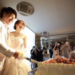 ケーキ入刀やケーキサーブの写真 6枚目