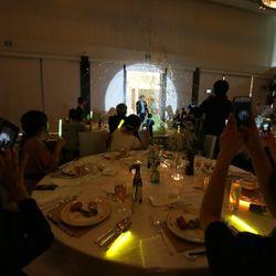 披露宴の写真 1枚目
