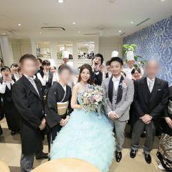 披露宴②カラードレスの写真 6枚目