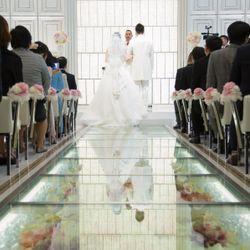 装花(ブーケ、挙式会場、披露宴会場、カラードレス時の生花のヘアアレンジ)の写真 10枚目