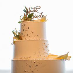 ウェディングケーキの写真 12枚目