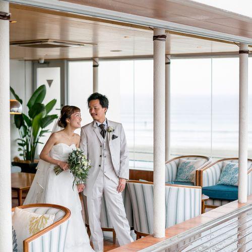 ___m___weddingさんのアマンダンブルー鎌倉(AMANDAN BLUE 鎌倉)写真4枚目