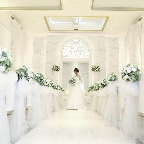m.i.r.weddingさんのベイサイドパーク迎賓館 千葉みなと写真2枚目