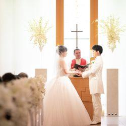 結婚式の写真 5枚目
