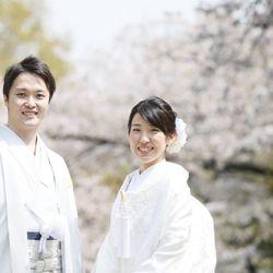 前撮り(大阪城)の写真 11枚目