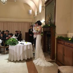 weddingparty(披露宴)の写真 112枚目