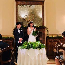 weddingparty(披露宴)の写真 3枚目