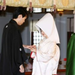 日枝神社 挙式の写真 3枚目