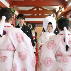 日枝神社 挙式の写真 4枚目