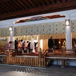 日枝神社 挙式の写真 5枚目