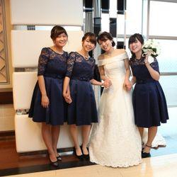 ウェディングドレスの写真 8枚目