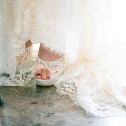 結婚式ネイルの写真 3枚目