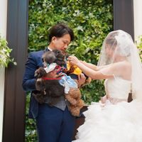 saco.wedding0707さんのアルモニーアンブラッセ イットハウスカバー写真 7枚目
