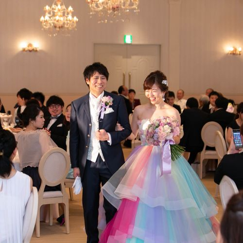 naro.weddingさんのフレアージュスウィート写真5枚目