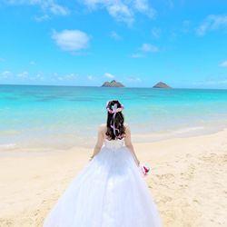 ハネムーン後撮りinハワイの写真 7枚目